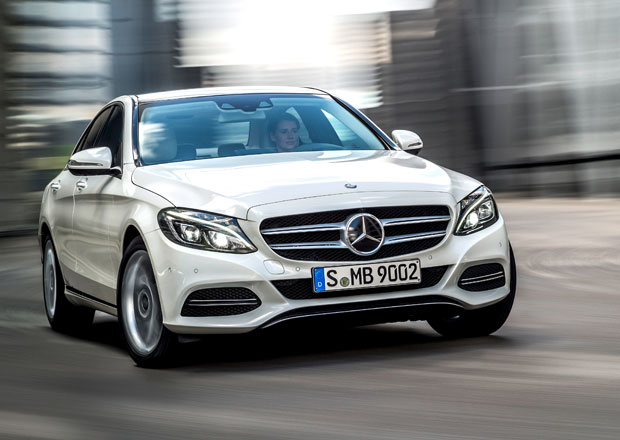 Mercedes-Benz C z�skal titul  World Car of the Year 2015