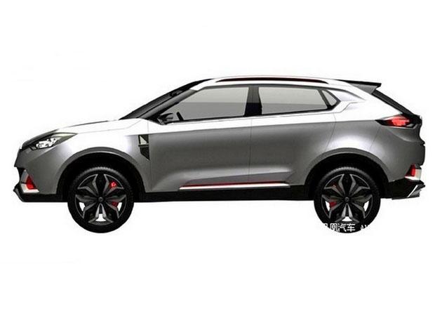 Čínské MG chystá vlastní SUV, konkurenta Qashqaie