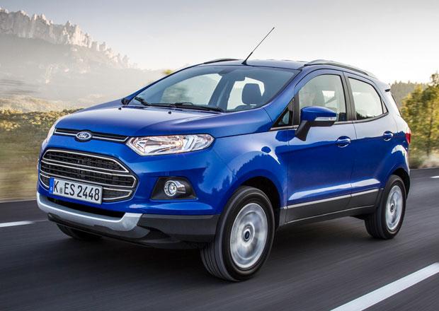 Ford EcoSport dorazí na starý kontinent v únoru