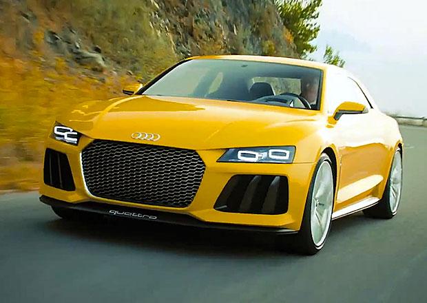 Audi chystá do roku 2020 jedenáct nových modelů, chce prodávat 2 miliony aut ročně