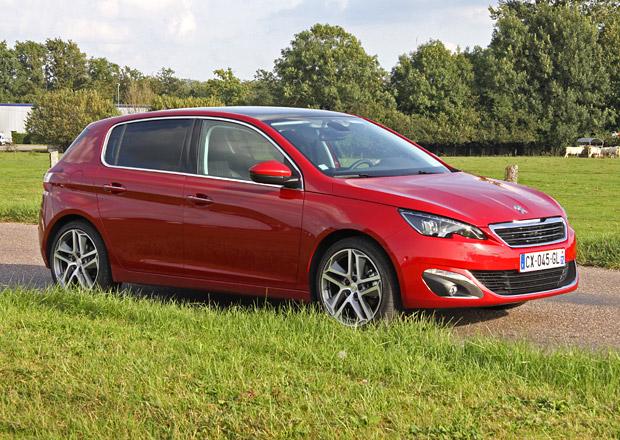 Slovenským Autem roku 2014 je Peugeot 308, Octavia skončila čtvrtá