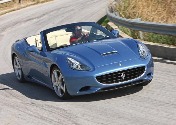 Nástupce Ferrari California dostane motor od Maserati