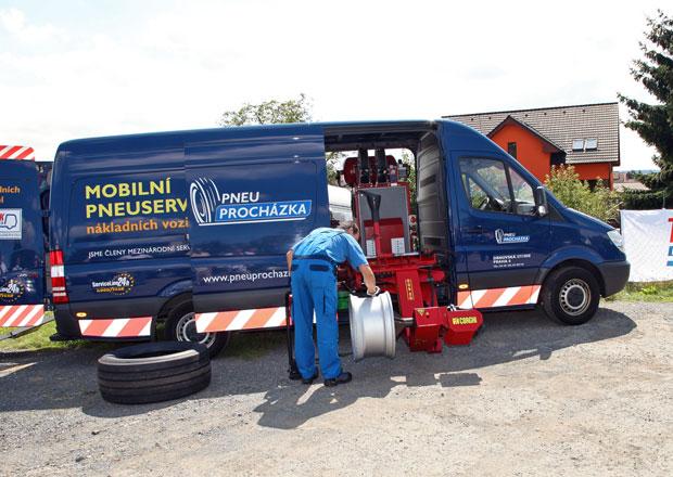 Goodyear Truckforce: Rychlá pomoc