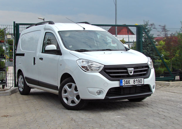 Test: Dacia Dokker Van 1.5 dCi/66 kW - Top do čtvrt milionu