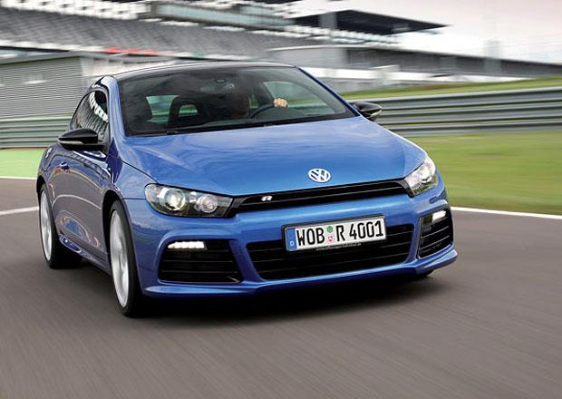 Volkswagen Scirocco R: Aktuální model skončil, nový bude na jaře