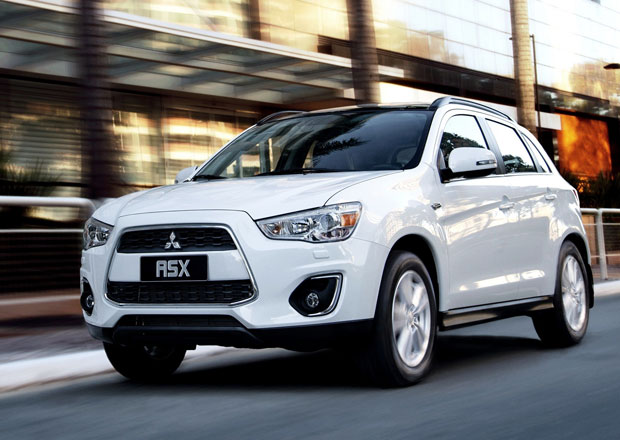 Mitsubishi ASX s automatem pořídíte od 630.000 Kč