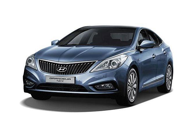 Hyundai Grandeur Hybrid: 150 kW pro luxusní sedan