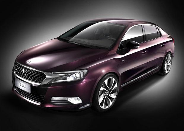 Citroën DS chystá modelovou expanzi