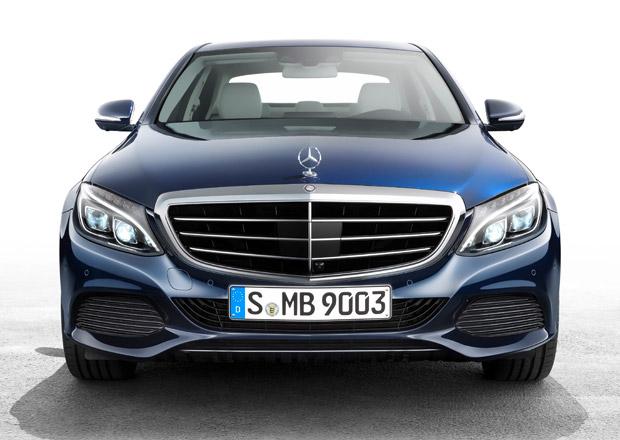 Mercedes-Benz C také v prodloužené verzi pro Čínu