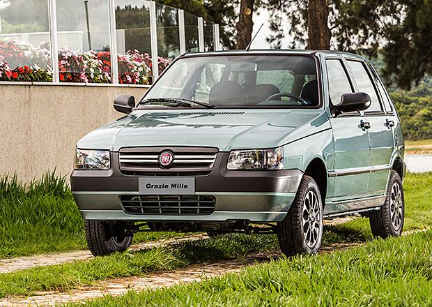 Fiat Grazie Mille: Tisíceré díky, Uno!