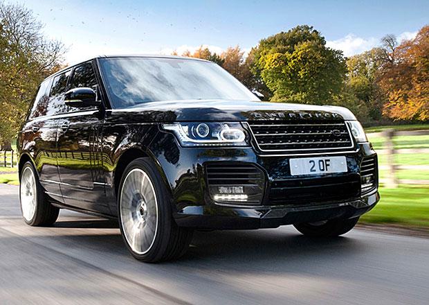Range Rover Overfinch: Britský aristokrat je ještě luxusnější