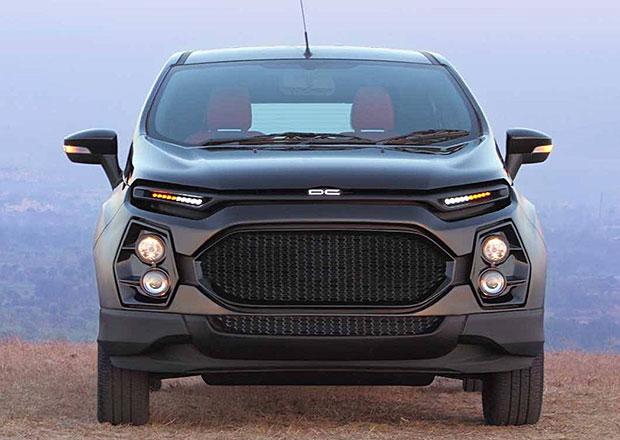 Ford EcoSport od DC Design: Švihák indický