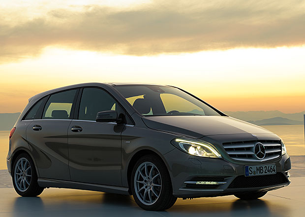Mercedes-Benz B není žádné béčko, je jich milion