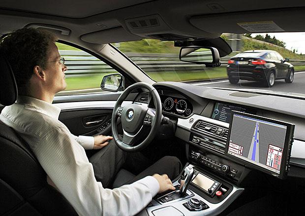 BMW a autonomní jízda: Představení již v lednu