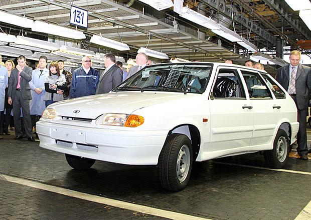 Lada Samara odešla na odpočinek, AvtoVAZ ukončil její výrobu