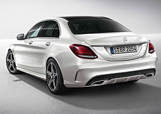Mercedes-Benz C AMG Line: Designové vylepšení