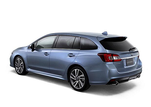 Subaru Levorg: Sériové kombi se ukáže na Nový rok