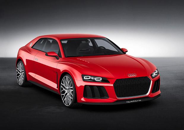 Audi Sport quattro laserlight: Laserový koncept