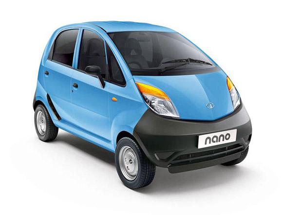 Tata Nano s turbodieselem se představí v únoru na Auto Expo