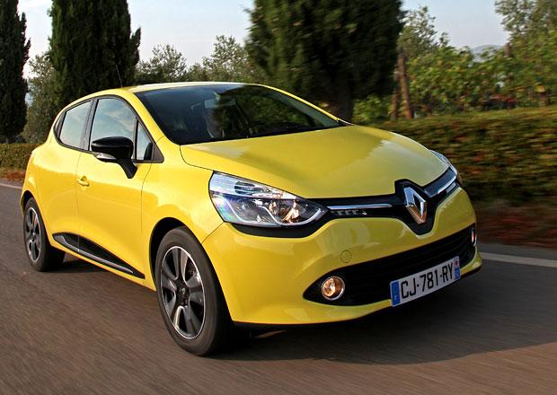 Francouzský trh loni ovládly domácí značky, Renault Clio předstihl 208 od Peugeotu