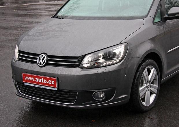 Zcela nový VW Touran dorazí na konci roku