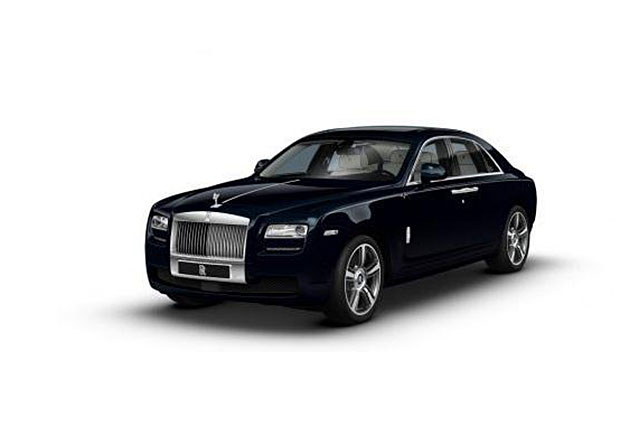 Rolls-Royce Ghost V-Specification: Duch v posilovně