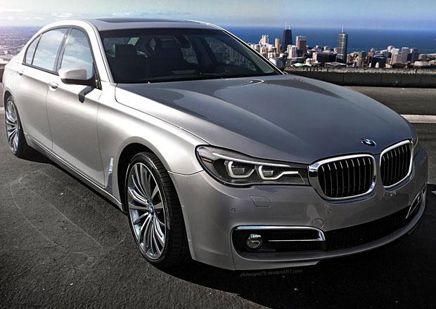 Tohle je možná podoba příští generace BMW 7