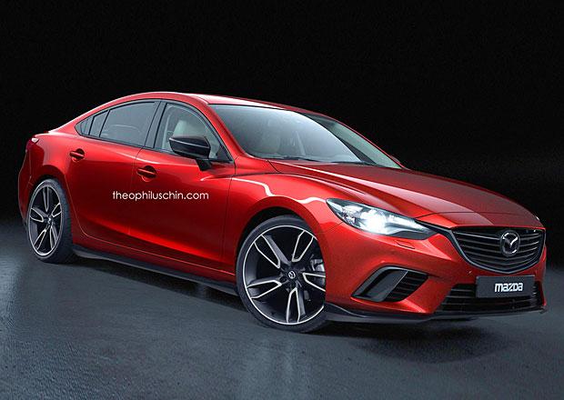 Mazda 6 MPS: Do�k�me se j�?