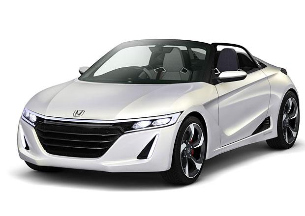 Honda S660: Premiéra sériového kapesního roadsteru se blíží