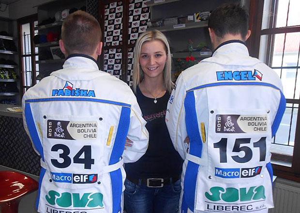 České motocykly na Dakaru 2015: Bude nás pět!