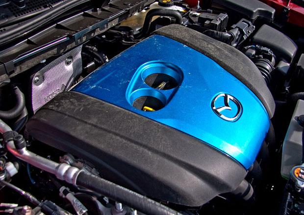 Mazda chce zv�it kompresn� pom�r benzinov�ch motor� na extr�mn�ch 18:1