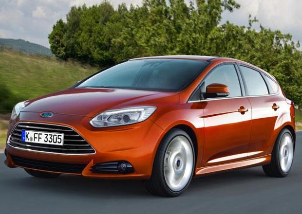 Nový Ford Focus: Hezčí vzhled, nové motory a plug-in hybrid