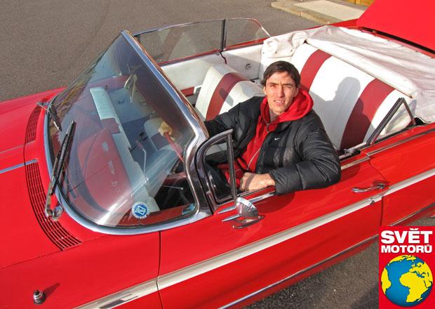 Rozhovor s Jiřím Welschem: Auto je v NBA základní osobní vizitkou