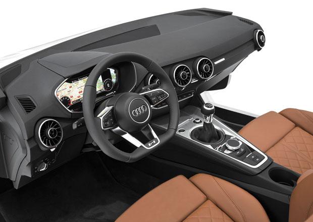 Audi TT třetí generace uvidíme v Ženevě