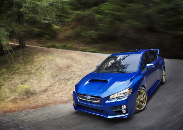 Subaru WRX STI oficiálně: Tak takhle vypadá!