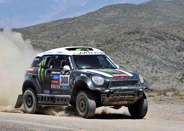 Dakar 2014: 3. etapa – těžký terén zamíchal pořadím