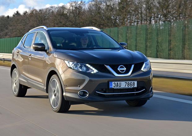 Nissan Qashqai 1.2 DIG-T: První jízdní dojmy