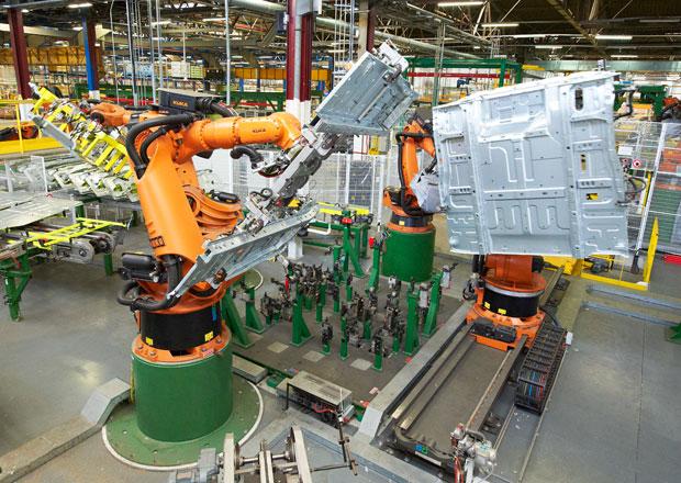 Výroba kabin: Představujeme továrna Renault Trucks