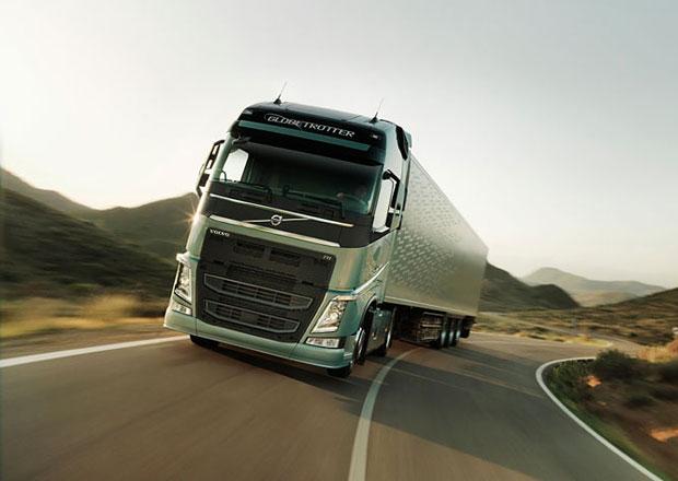 Volvo Trucks v České republice získalo ocenění Superbrands 2014