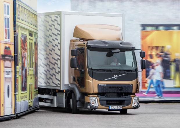 Jízdní dojmy Volvo FL a FE: Náklad s pohodou