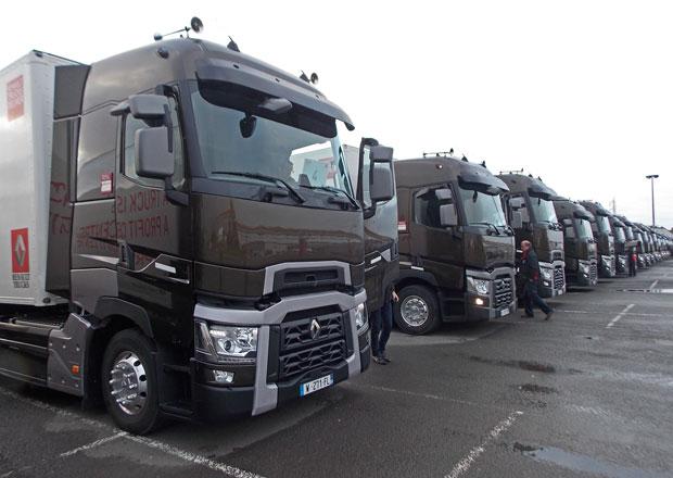 J�zdn� dojmy Renault Trucks T: Velmi snadn�