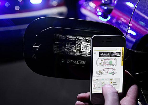 Mercedes-Benz umožní rychlejší záchranu účastníků dopravních nehod