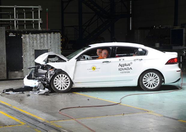 Euro NCAP vyhlásil nejbezpečnější auta roku 2013 (+video)
