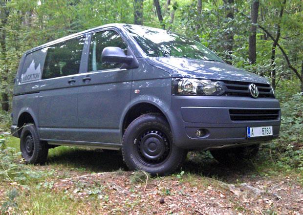 Test: Volkswagen Transporter Rockton 2.0 TDI - Nejen Image