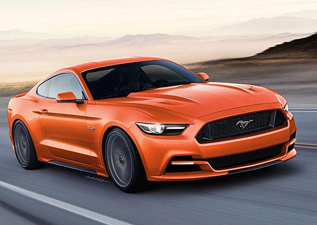 Ford Mustang 2015: Chystají se další verze? Určitě!