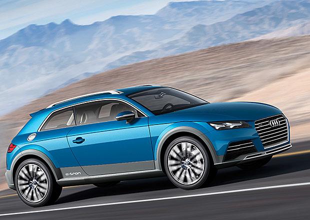 Audi TT má nabídnout více karosářských verzí
