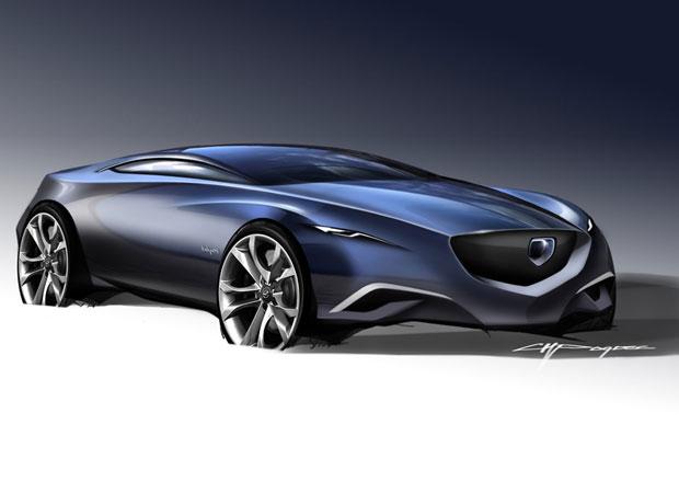 Mazda RX-7 bude oslavou st�ho v�ro�� zna�ky, dostane rota�n� motor