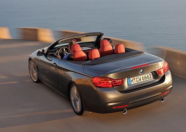 BMW 4 Cabrio: V Česku od 1.182.500 Kč