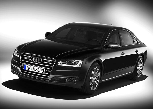 MfD: Nový pancéřovaný vůz pro ochranku koupí obrana od Audi