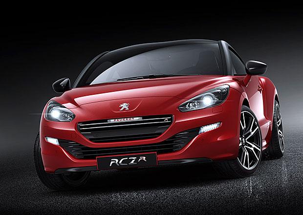 Peugeot RCZ R: V �esku od 1.025.000 korun, ostatn� verze podra�ily
